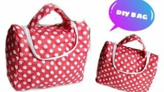 30 मिनट   में  बनाऐ easy  Handmade bag ll Tiffin  bag ll BAG // Lunch bag