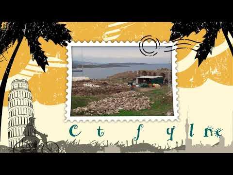 Mytiline Lesbos Island - Greece 2017