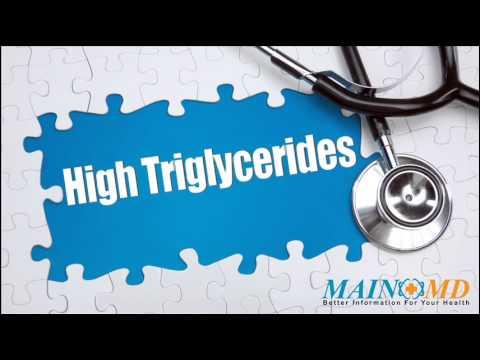 High Triglycerides ¦ Treatment And Symptoms
