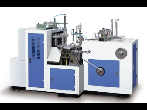 Paper Cup Machine - Fully Automatic - iCup