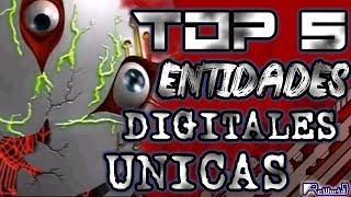 TOP 5 Entidades Digitales Únicas de videojuegos (Digimon)