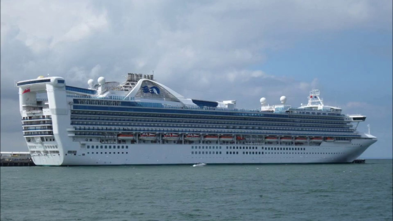 Golden Princess Review