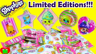Shopkins Fashion Tags with Exclusive Limited Edition Foil Tags