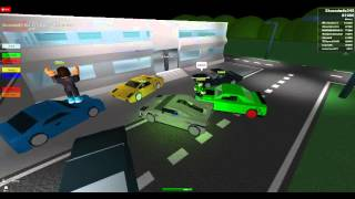 ROBLOX-Grand Blox Auto [How to get Light]Car preview