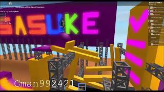 Classic SASUKE ROBLOX - A Fun and Rigged Mini