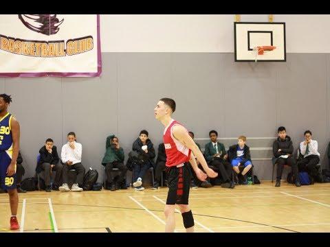 James Mulholland 17-18 Highlight Tape