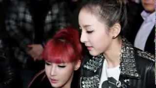 Bom and Dara- Park Sisters Moments
