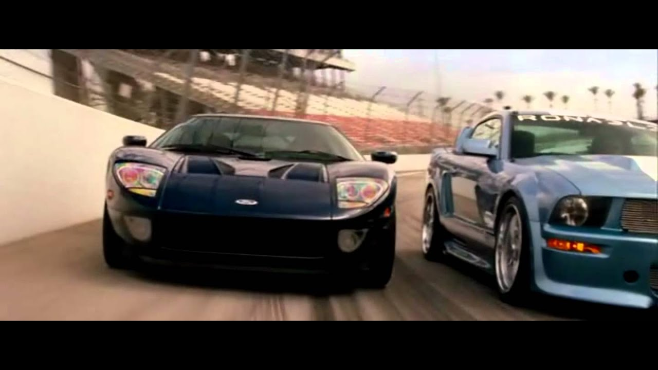 Ford Mustang Gt Vs