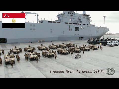 Egyptian Military Power 2020