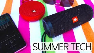 Epic Summer Tech for your Vacations!