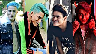 rizxtarr tik tok video | joker face expression tik tok video | rizxtarr tik tok atitude video