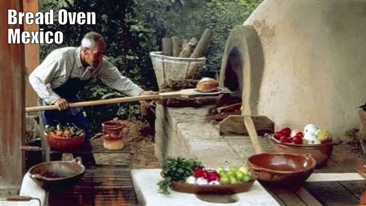 Primitive Outdoor Kitchen