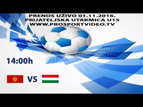 MONTENEGRO-HUNGARY 14:00 LIVE