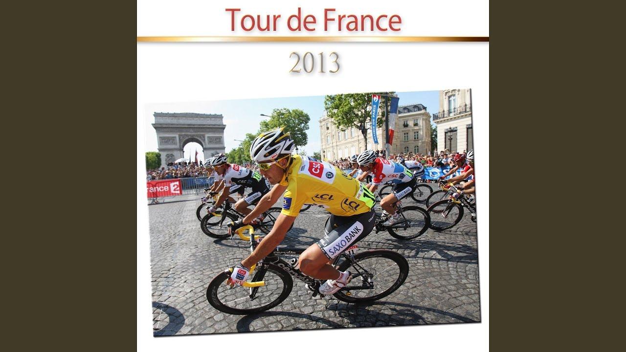 Le Tour Qui Passe (Chanson Officielle Du Tour De France