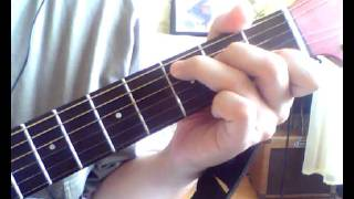 Кино и Виктор Цой - Группа крови. Аккорды на гитаре (видео)