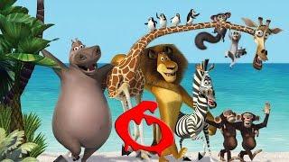 Мадагаскар 2.  Жираф