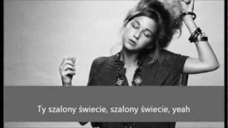 Selah Sue - This World tłumaczenie pl (reklama Kinder Bueno).wmv