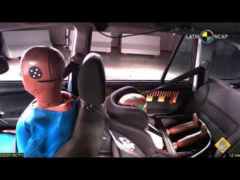 Crash Test Chery Tiggo 3 Com 2 Airbags