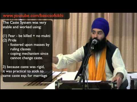 Sikhs and Caste - The Truth! - YouTube