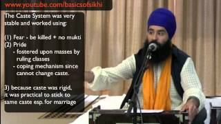 Sikhs and Caste - The Truth!