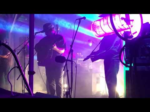 Greensky Bluegrass - Last Winter in the Copper Country, 6-4-16, Bell's Beer Garden, Kalamazoo, MI