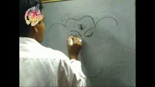 HOW TO DRAW GANESHA (4)