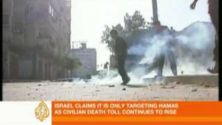 Israel criticised over alleged use of white phosphorus - 11 Jan 09