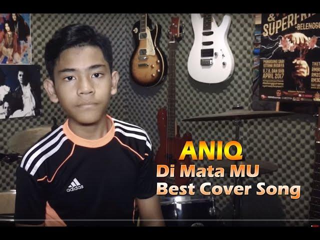 Aniq dimatamu nyanyi dalam jr studio