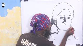 Actress & Doctor Who is she?- Speed Painting & Interesting Fact