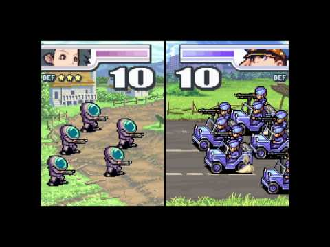 11. (Native 60 FPS GBA) Mission 10: Reclamation - Advance Wars 2: Black Hole Rising