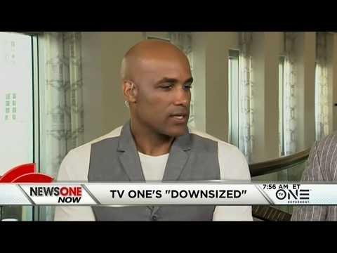 Boris Kodjoe On The New TV One Original Movie, 'Downsized'