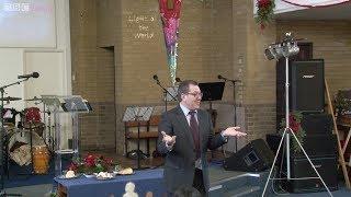 2018 GBC Motto - Acts 18:1-10 - Warren McNeil