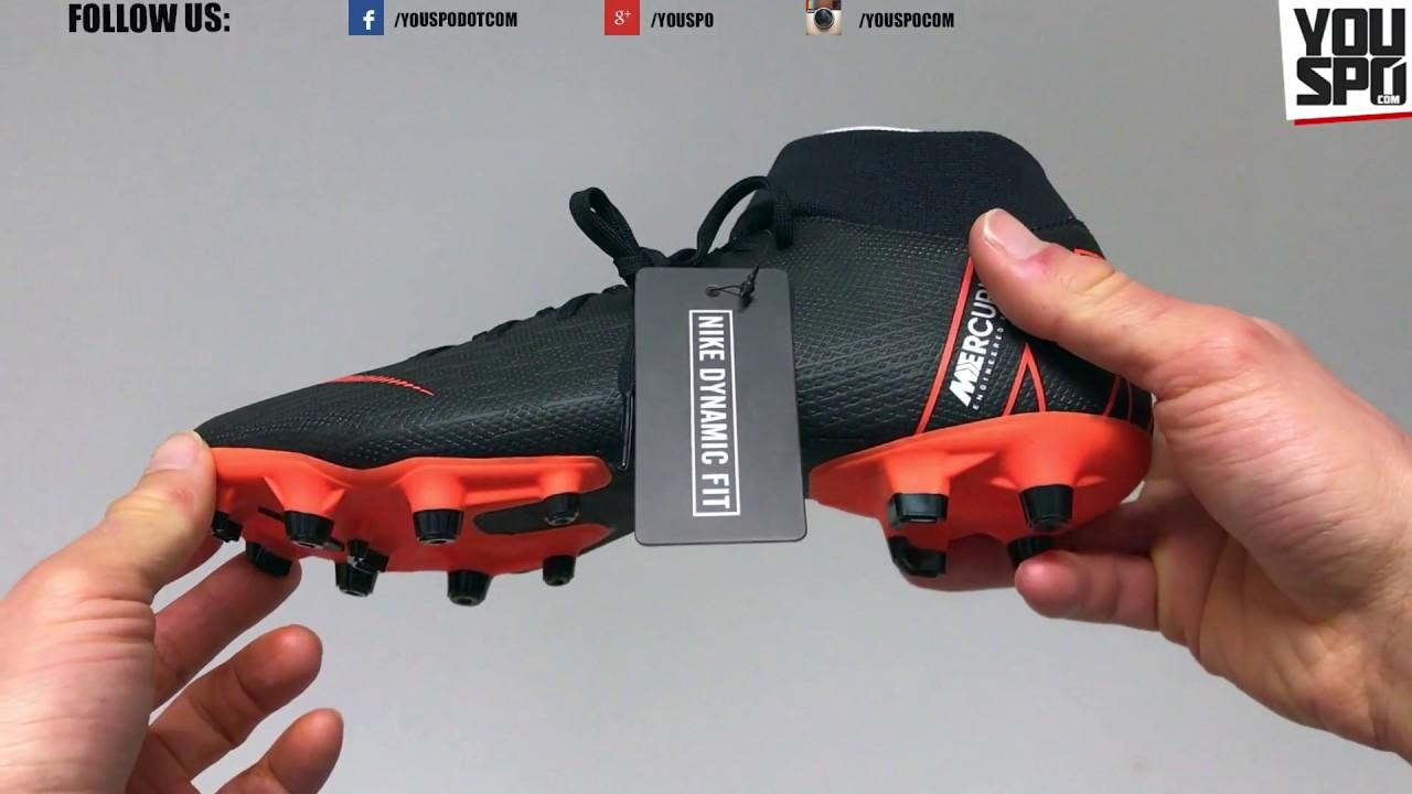 lowest price 70acf 1601d Schneller mit dem Nike Mercurial Superfly VI Academy black