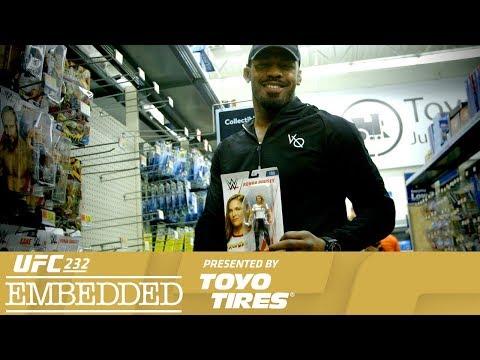UFC 232 Embedded: Vlog Series - Episode 1