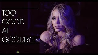 Too Good at Goodbyes - Sam Smith - Cover By Riley Biederer