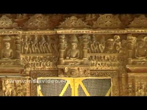 Shanthinath Temple at  Khajuraho, Madhya Pradesh