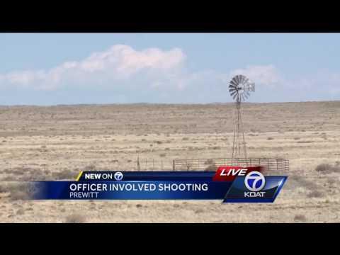 Navajo Nation Officer Involved Shooting
