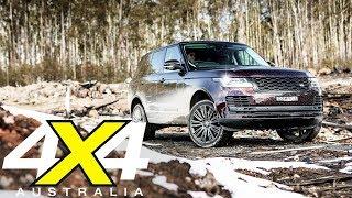 2019 Range Rover Autobiography SDV8 review | 4X4 Australia