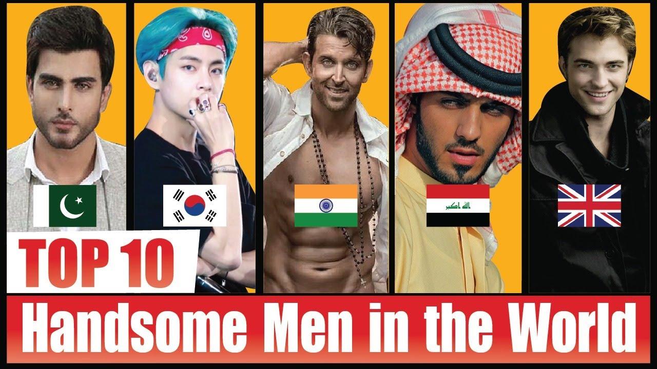 Men top most attractive Top 50