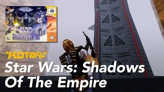 Star Wars: Shadows of the Empire's Greatest Level