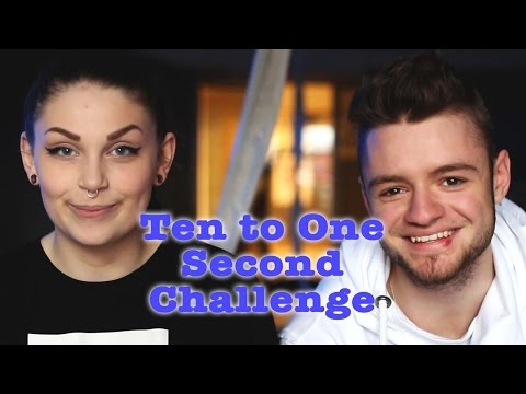 Tag - Ten to one sec challenge - Life Of Cia