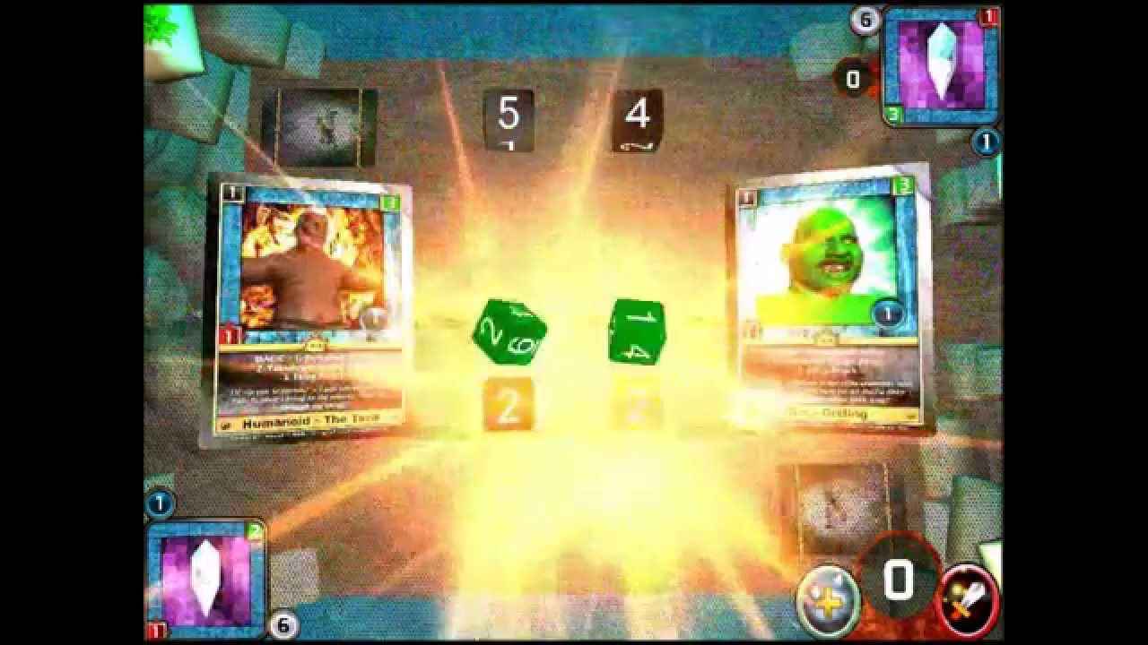 Armies of Riddle Mobile Card RPG Game Made With Unity 3D - DEV ...