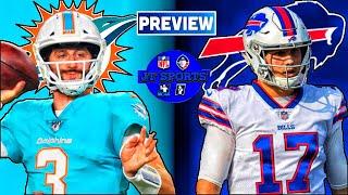 Buffalo Bills vs Miami Dolphins Preview & Prediction | NFL Week 7 Predictions