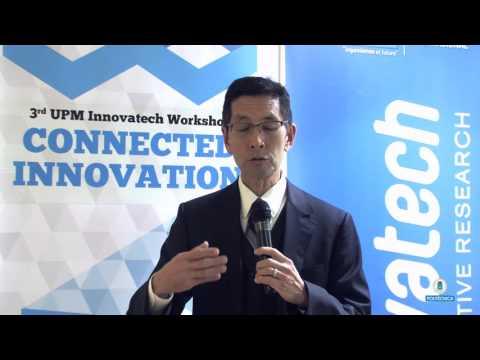 Entrevista 3er UPM Innovatech Workshop Glenn Osaka