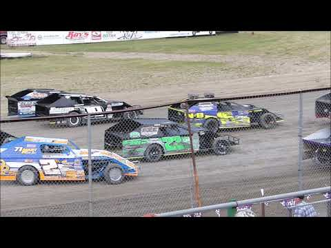 Grand Rapids Speedway-Modified Racers- June-20-2019