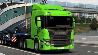 [ETS2 v1.42] Next Generation Scania P G R S Pack