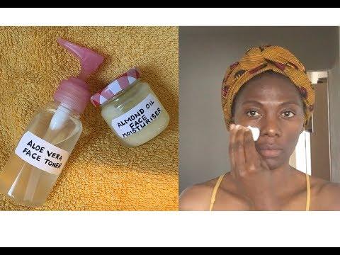 How to Make Aloe Vera Face Toner & Face Moisturiser For Oily, Sensitive & Dry Skin