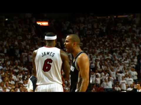 Phantom: Best of Tony Parker and LeBron James Finals Game 1
