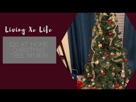 $20-at-home-christmas-tree-review,-hack,-&-decorations