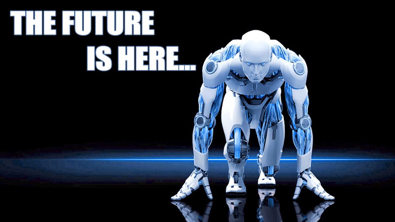 Humanoid Robots - The Future Is Here - YouTube